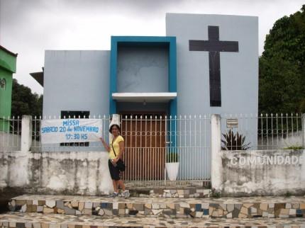 Capela em Serra-ES, missa tem data marcada